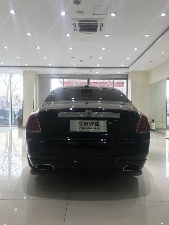 【盘锦】2012款劳斯莱斯古斯特6.6T标准版 价格348.90万 二手车