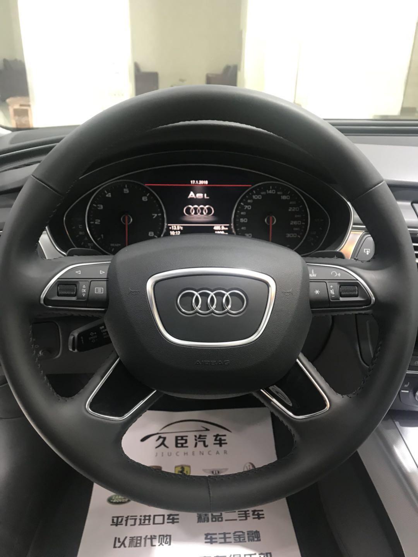 【盘锦】2016款奥迪A6L1.8T技术型 价格36.80万 二手车