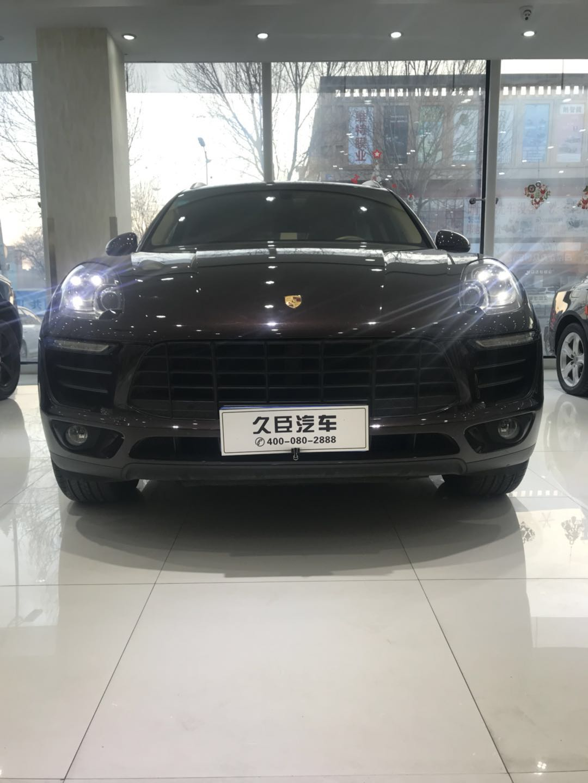 【铁岭】保时捷.迈凯 价格56.80万 二手车