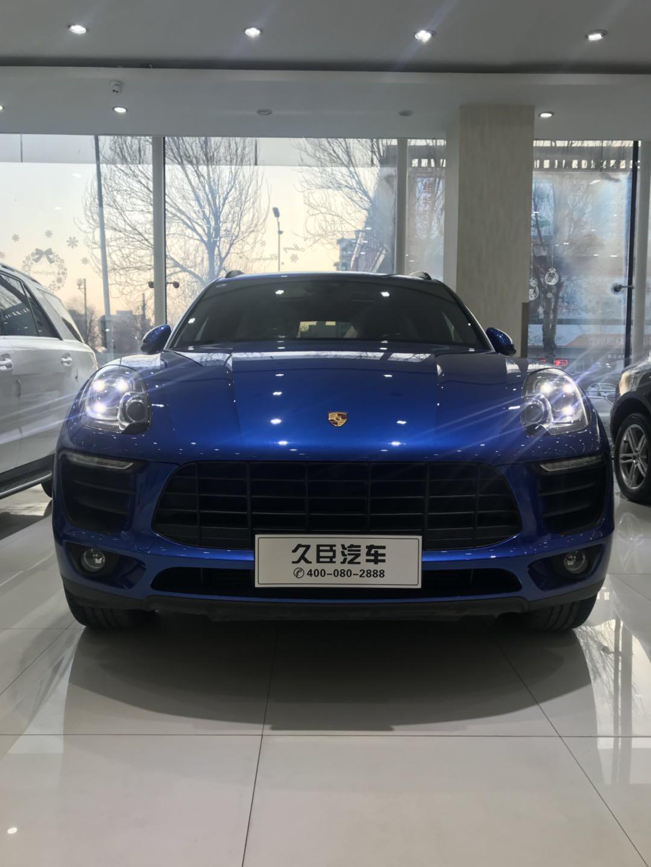 【铁岭】2017款保时捷迈凯2.0T 价格58.00万 二手车