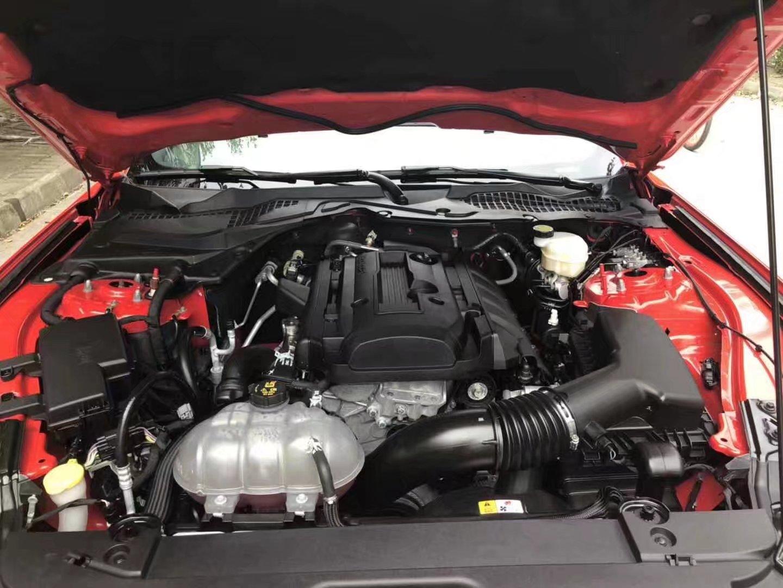 【长沙】2016福特野马 2.3T涡轮增压 《美版》 价格29.80万 二手车