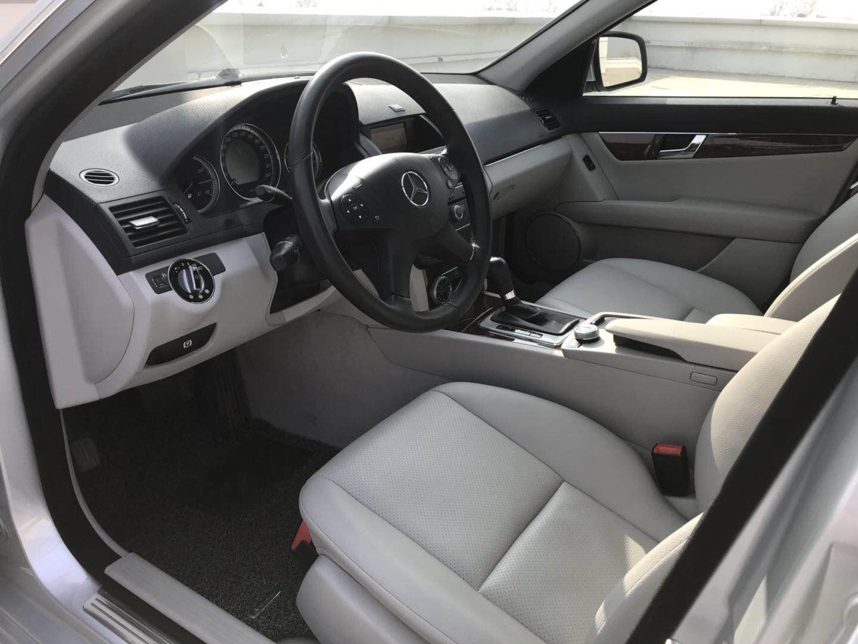 【青岛】奔驰C级 2010款 C 200 CGI 优雅型 价格12.66万 二手车