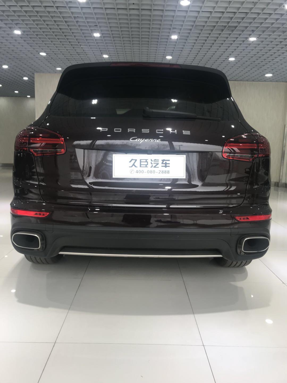 【抚顺】保时捷卡宴 价格95.60万 二手车