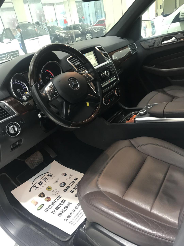 【抚顺】奔驰ML400 价格71.60万 二手车