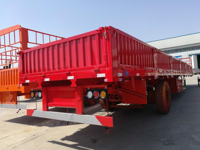 厂家直销11米13米栏板半挂车 全国发货二手车
