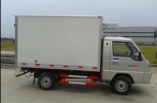 【重庆】福田驭菱冷藏车 价格4.80万 二手车