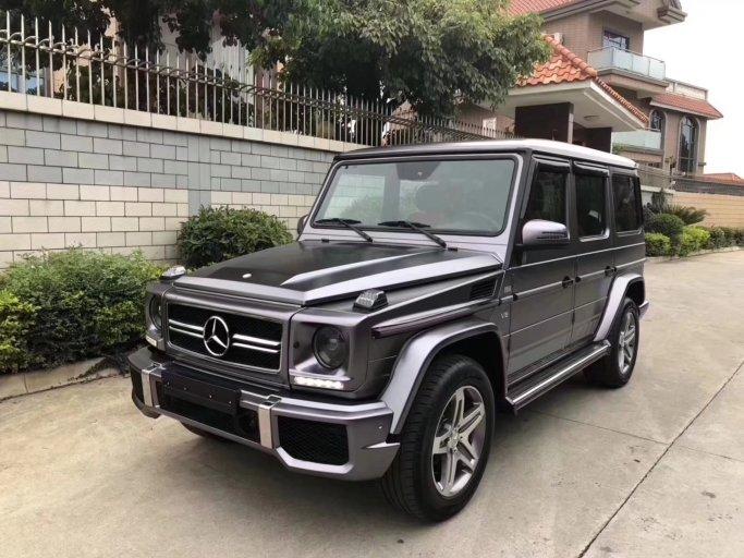 【重庆】奔驰G500 价格35.00万 二手车