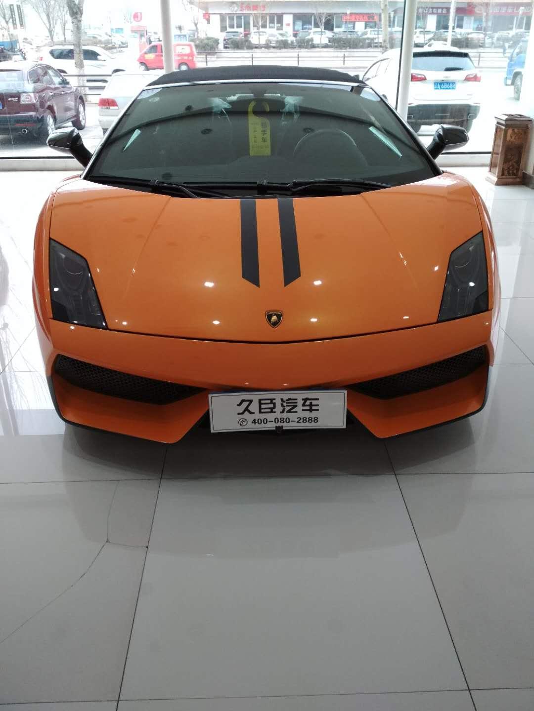 【沈阳】兰博基尼盖拉多  570-4 价格215.00万 二手车