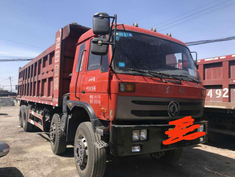 【忻州】前四后八自卸车 价格10.00万 二手车