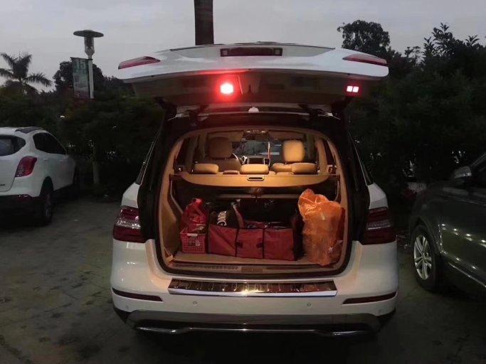 【凉山】ML350 价格23.00万 二手车