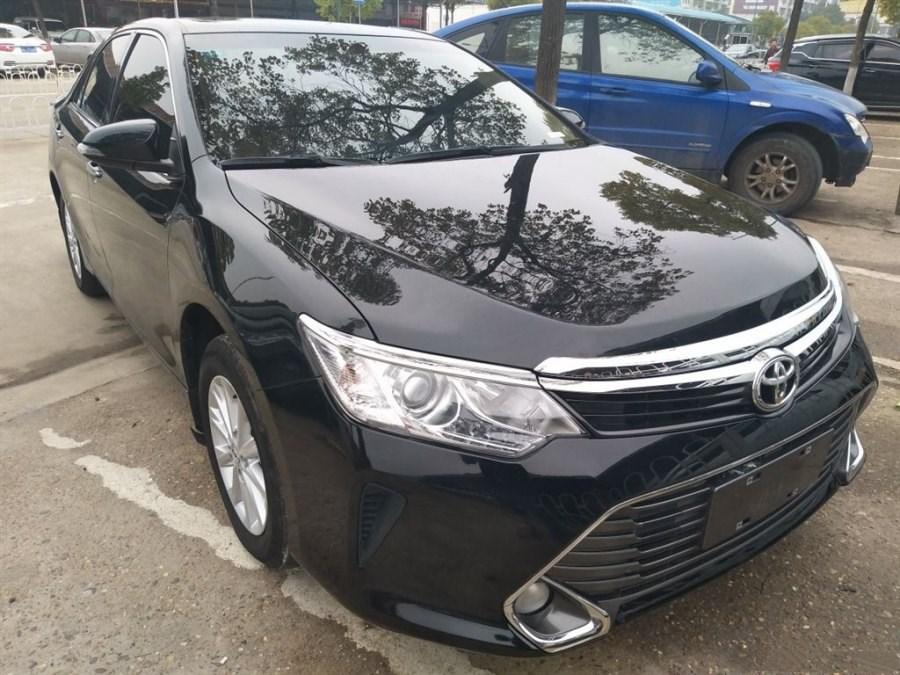 【北京】丰田 凯美瑞 价格12.38万 二手车