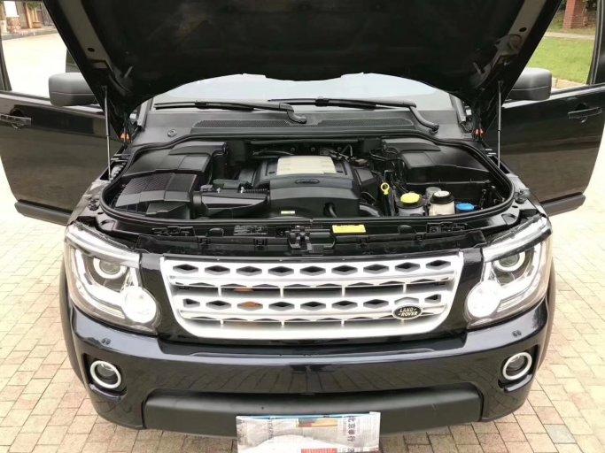 【海西】第四代发现 2014款 3.0 SDV6 HSE 柴油版 价格12.00万 二手车