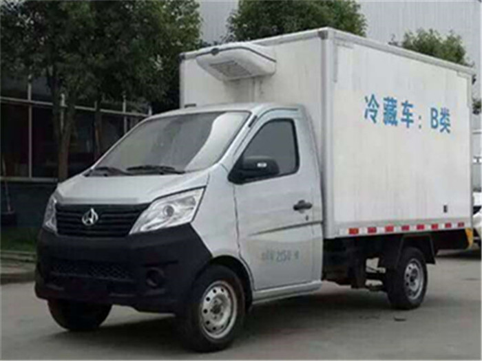 大型小型冷藏车怎么卖二手车