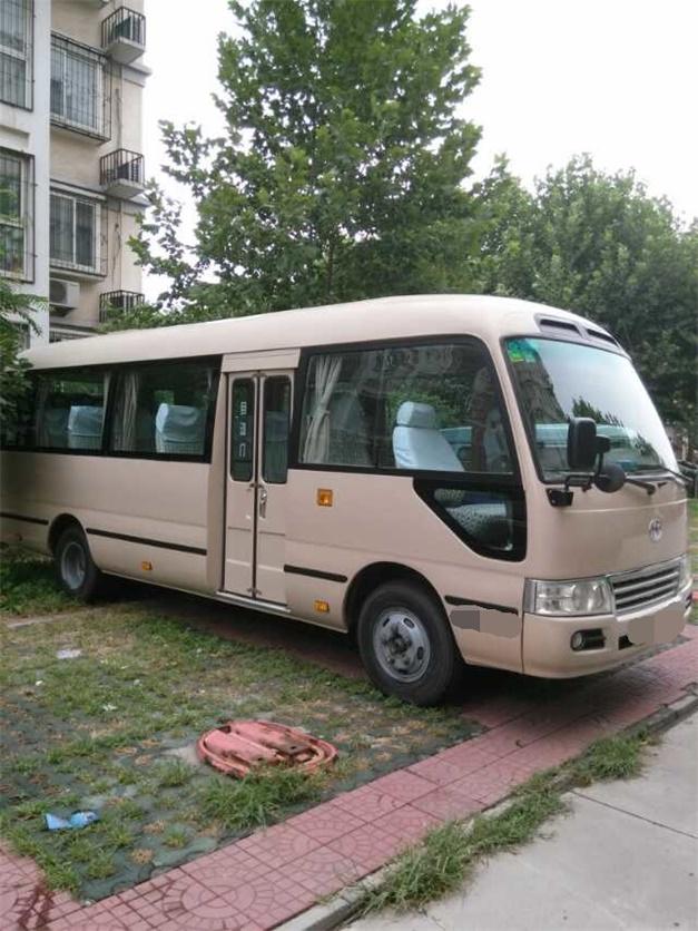 【保定】大型普通客车 价格9.80万 二手车