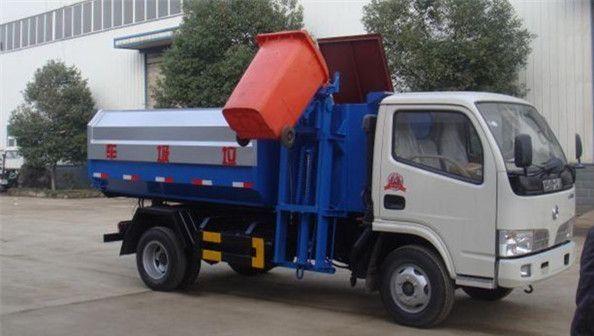 二手全新东风8吨压缩垃圾车二手车