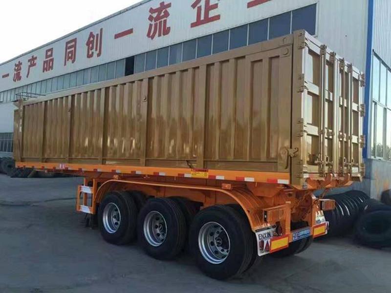 专业订做轻型8.5米-11米平板后翻自卸车二手车