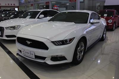 【无锡】无锡百车汇 福特野马2015款2.3T 运动版美规 价格28.80万 二手车