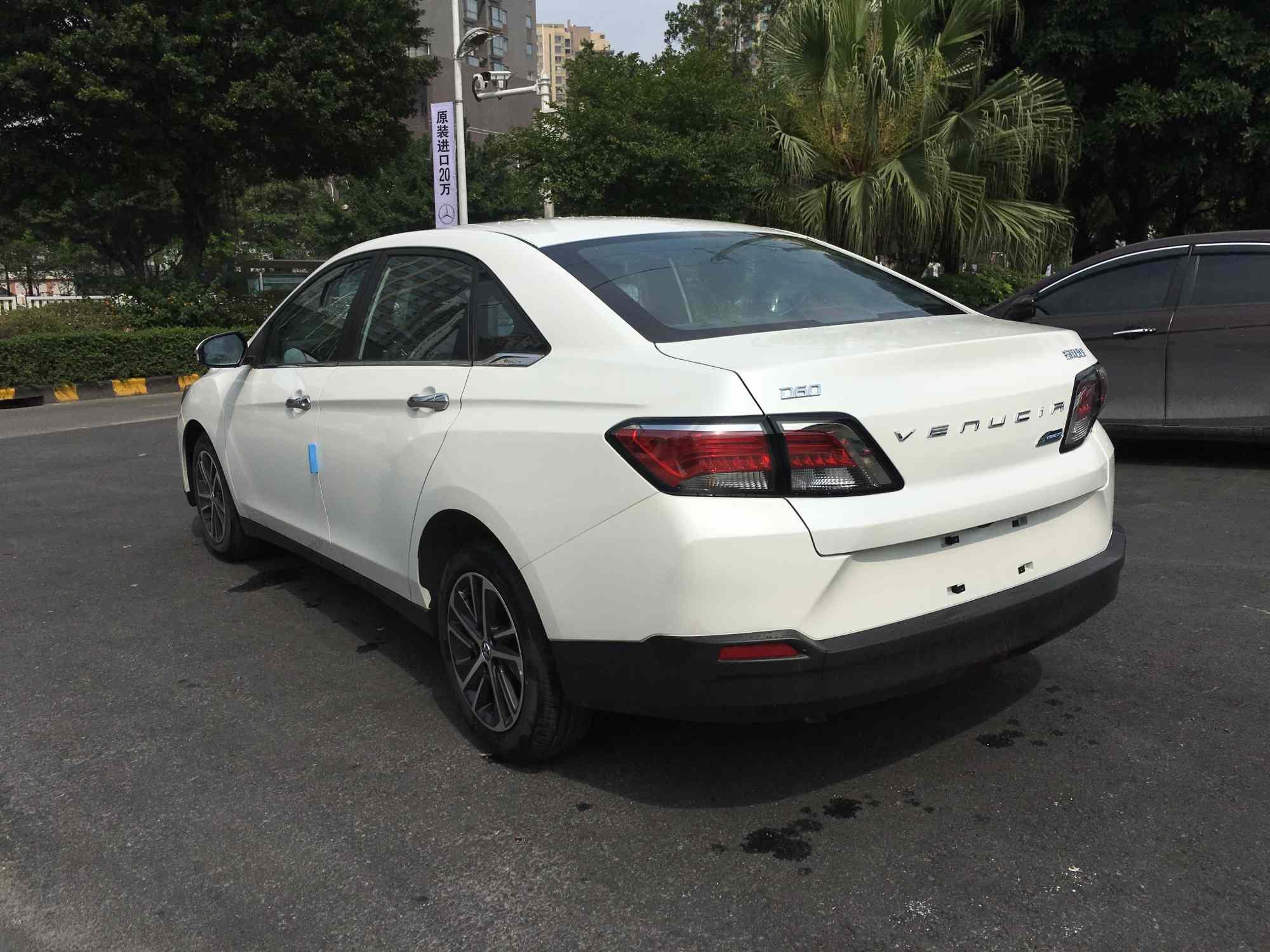 【广州】启辰D60智联精英版 价格7.80万 二手车