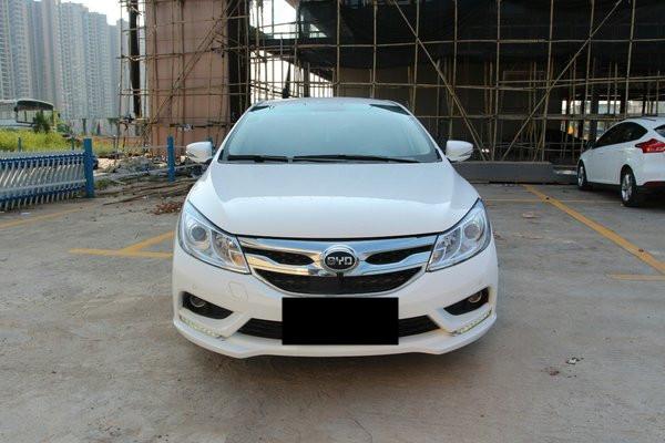 【揭阳】比亚迪速锐1.5L自动豪华版 价格4.20万 二手车