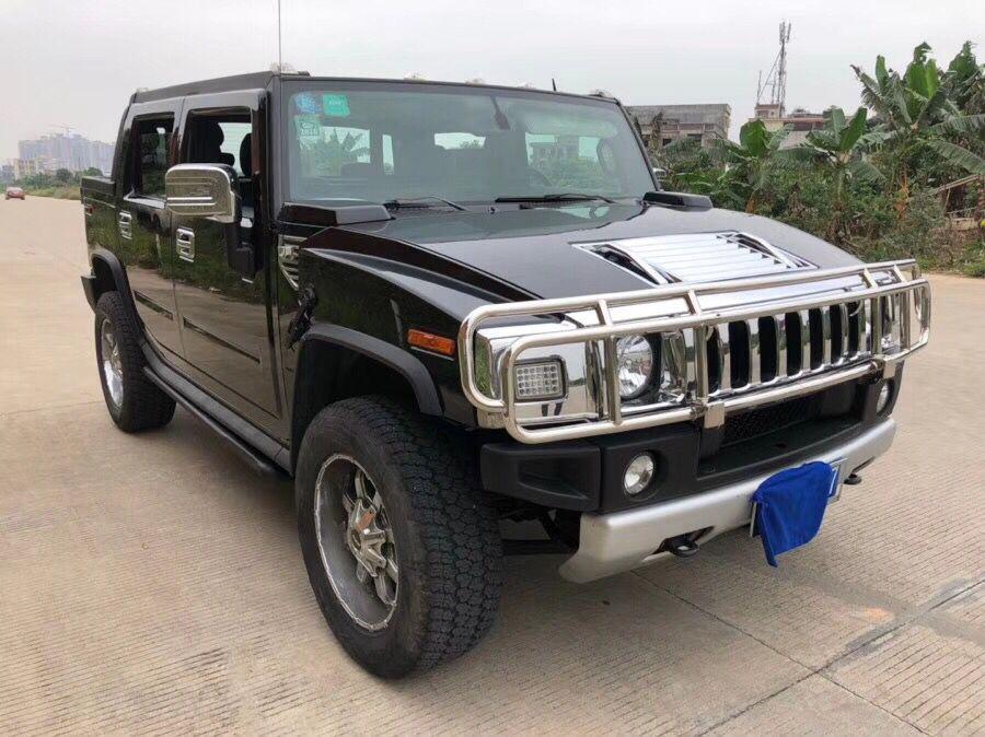 【东莞】09年悍马h2 价格20.00万 二手车