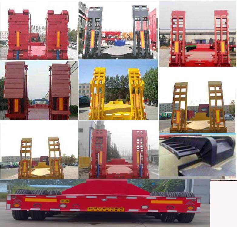 专业订做2桥2桥挖掘机运输车 全国发货