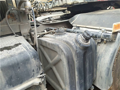【宜春】欧曼GTL 460潍柴动力,带全保  中集45方罐   价格34.80万 二手车