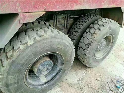 【宜春】江淮格尔发后八轮自卸车 价格23.80万 二手车