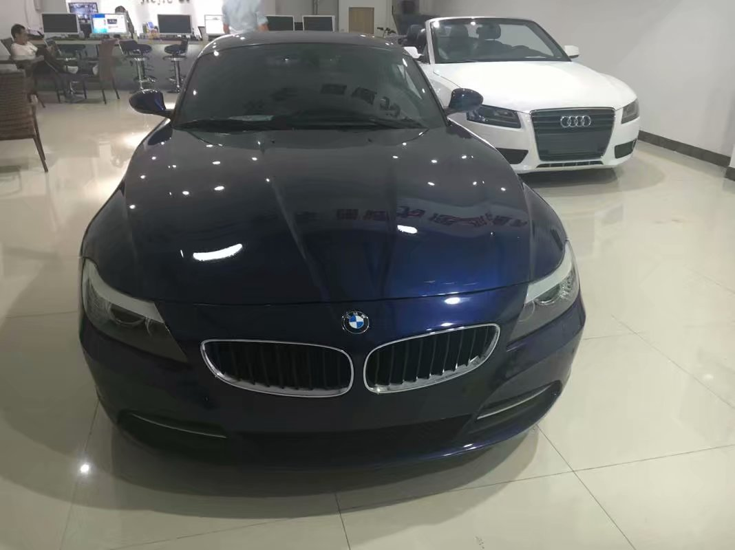 【宁波】宝马Z4 价格24.88万 二手车