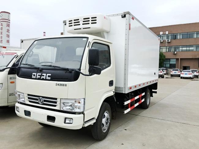 【随州】东风冷藏车现货供应厂家直销价格低 价格5.00万 二手车
