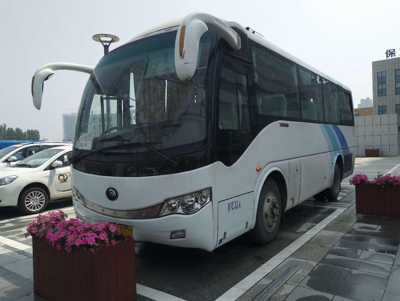 宇通ZK6809HA