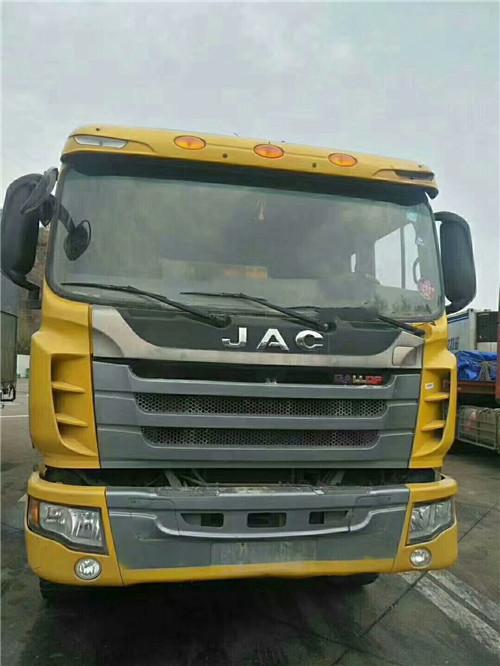 JAC   340马力 6X4 5.8米自卸车