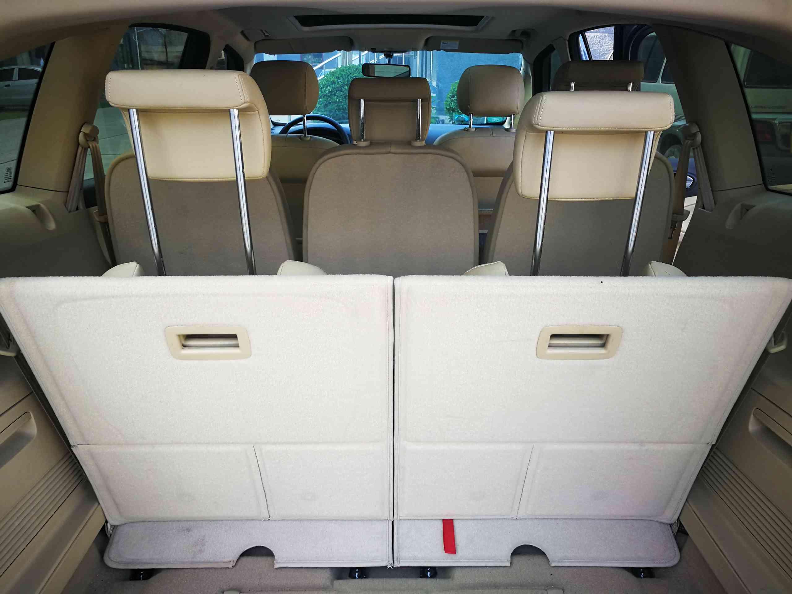 【北京】2010年福特麦柯斯2.3自动七座旗舰导航版 价格7.96万 二手车