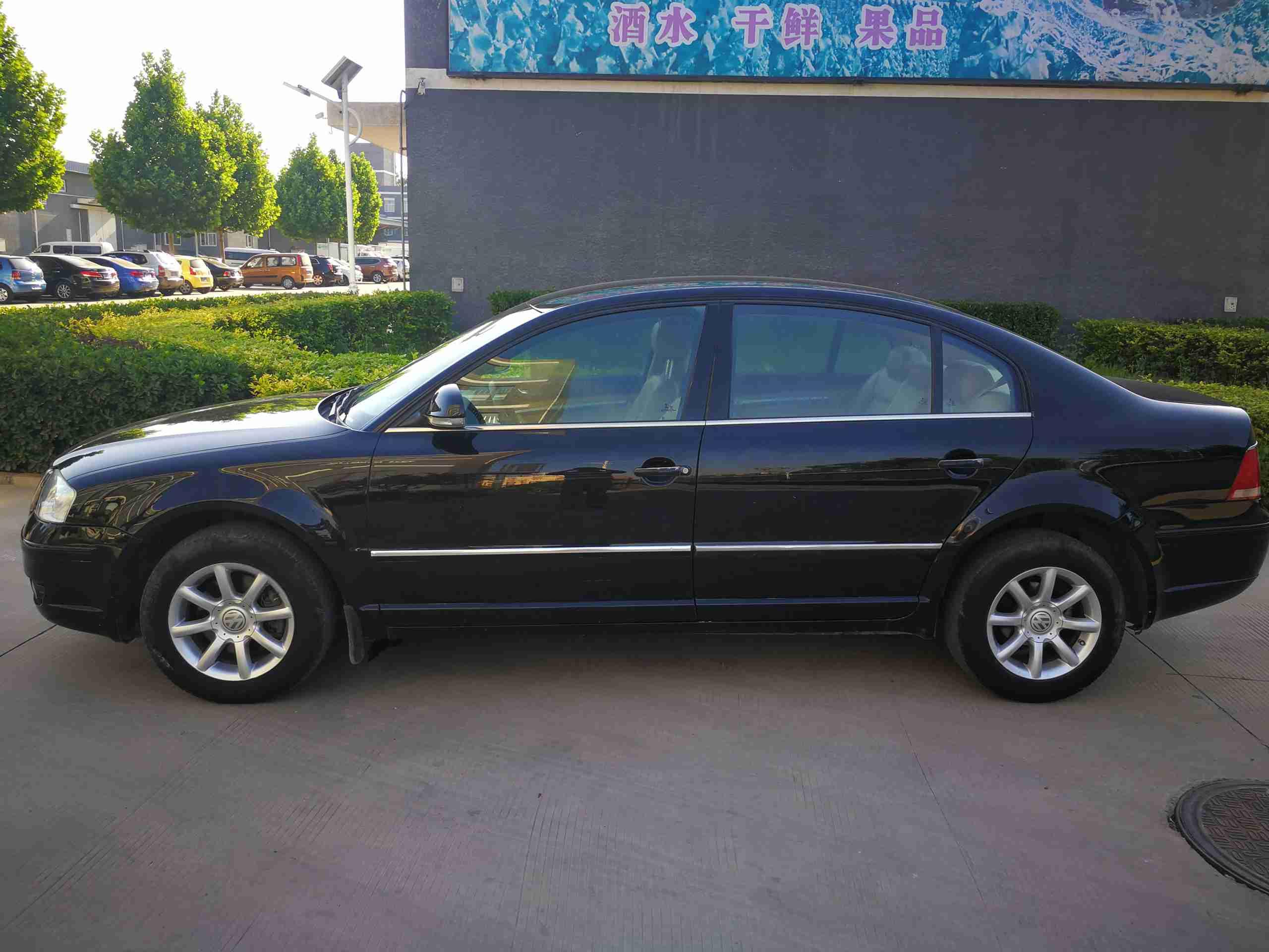 【北京】2010年帕萨特领驭,2.0手动 价格4.96万 二手车