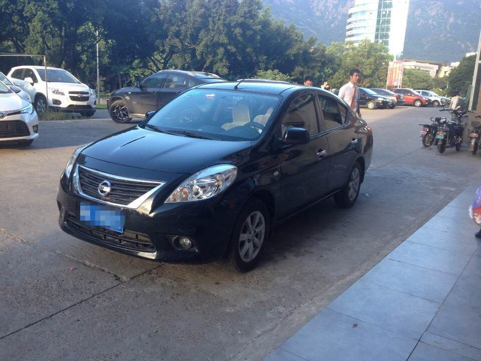【福州】2016款1.5XE自动领先版 价格5.80万 二手车