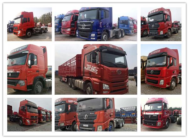 大量出售二手工程自卸车 专业定做挖掘机运输车