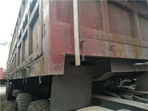 【宜春】杰狮M100  重型牵引车  配十三米重型百吨王 价格17.60万 二手车