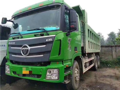 【宜春】欧曼GTL 380大马力潍柴 6米货箱高配 价格29.00万 二手车