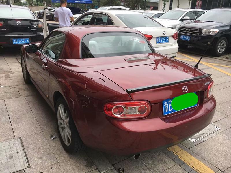【宁波】马自达MX-5 价格10.58万 二手车