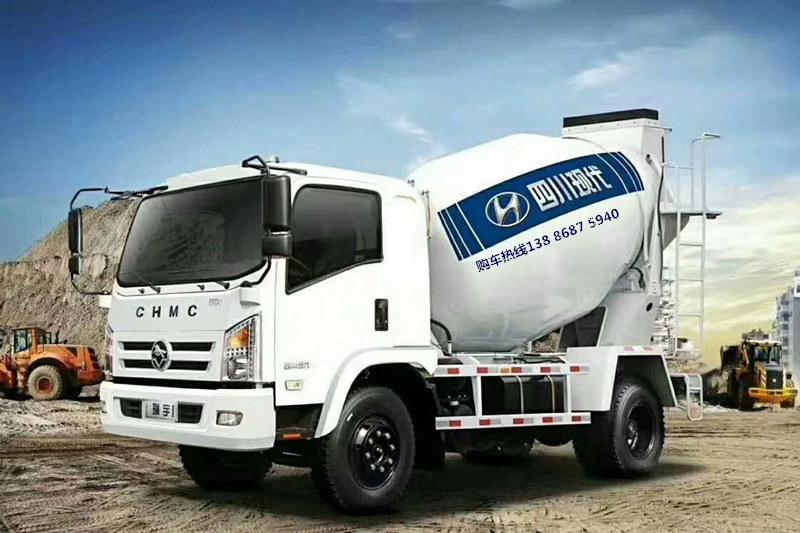 【随州】南骏6方水泥罐车 厂家直销 售后无忧 价格16.80万 二手车