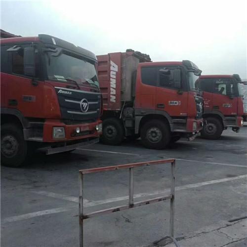 【宜春】欧曼 GTL 已剩下三台,16年8月 400马力  车厢8米2   价格24.80万 二手车
