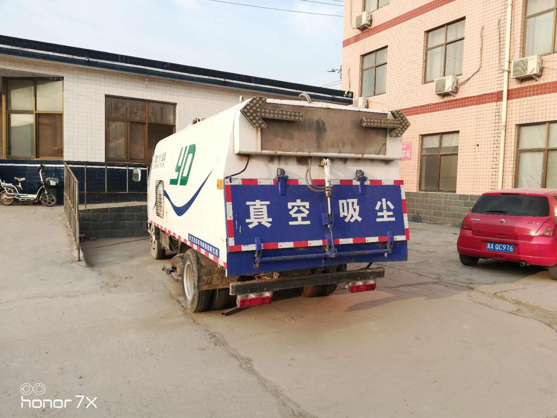 【石家庄】河北远达吸尘车 价格80000.00万 二手车