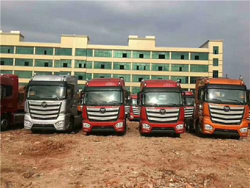 欧曼 EST 超级卡车-510马力牵引车二手车