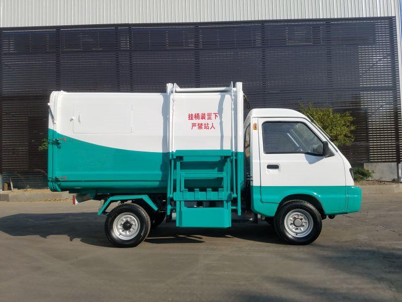 电动四轮垃圾车的市场价格!垃圾车报价!环卫推荐!