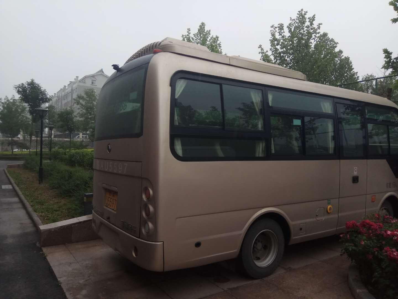 宇通19座中型客车