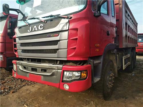 JAC 一年半带全保,340马力,5.8米车厢二手车