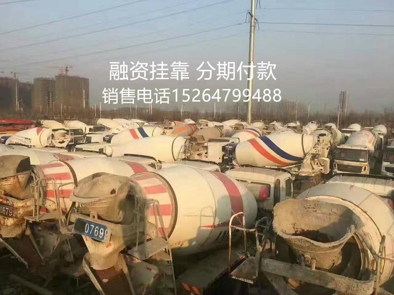 【西安】二手12立方混凝土搅拌罐车东风 价格16.00万 二手车