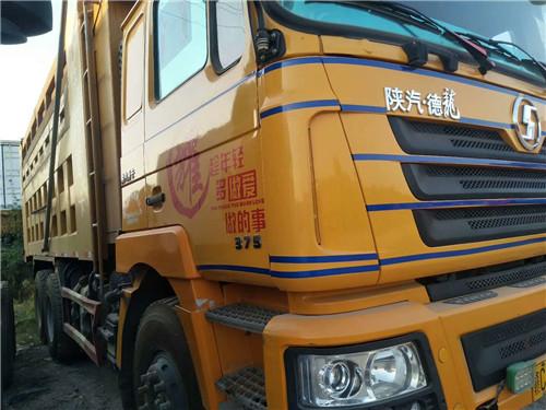 【宜春】德龙 F3000 精品国五,全保到年底,375潍柴 价格25.80万 二手车