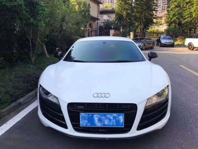 【东莞】奥迪R8 价格46.00万 二手车