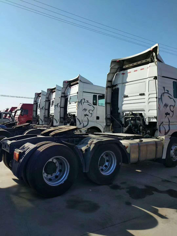 【济宁】汕德卡,540马力,德国曼发动机,国五可提档支持分期 价格32.00万 二手车