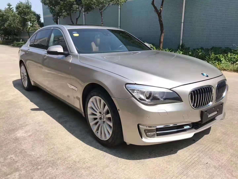 【东莞】宝马740 价格18.00万 二手车